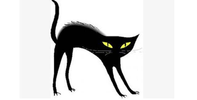 Η τελευταία μαύρη γάτα, Ευγένιος Τριβιζάς