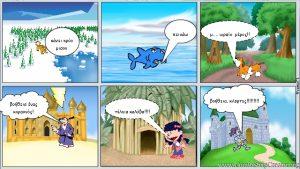 ψηφιακά comics