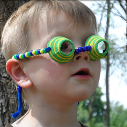 δημιουργική γραφή μαγικά γυαλιά