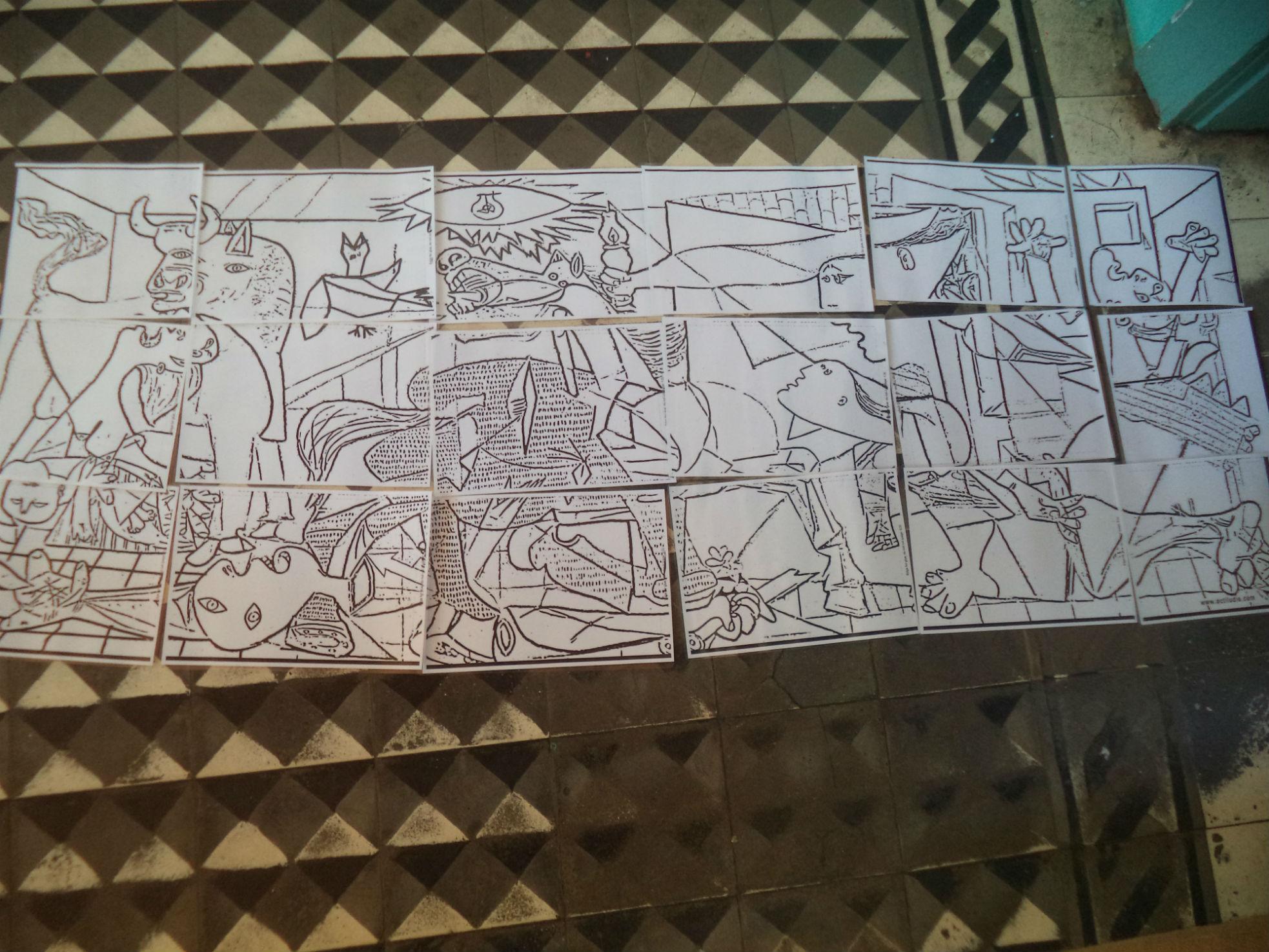 Guernica παζλ