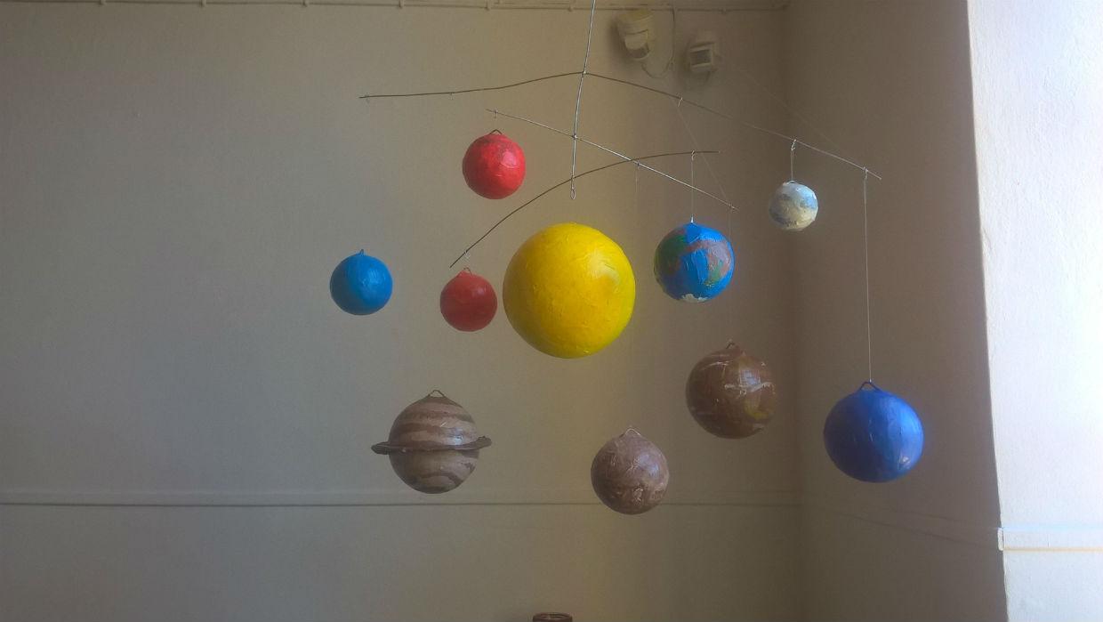 πλανητικό σύστημα