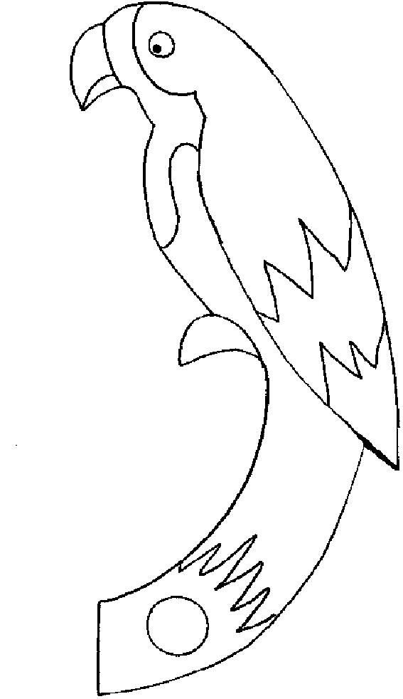 πειρατικός παπαγάλος