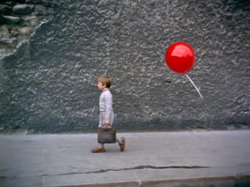 Το κόκκινο μπαλόνι
