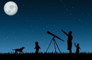 Μαθήματα αστρονομίας για παιδιά