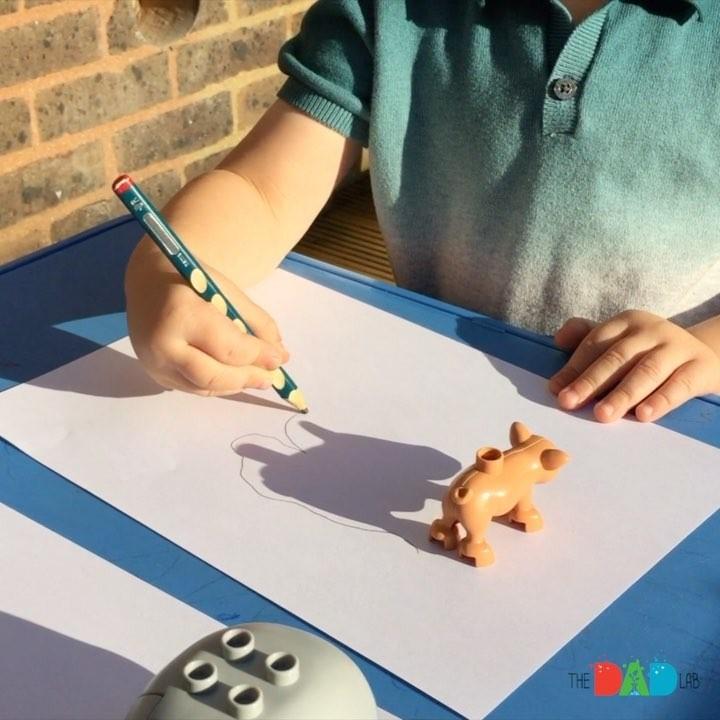 ζωγραφική με σκιές