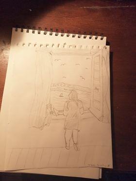 Τεχνική δημιουργικής γραφής το ανοιχτό παράθυρο