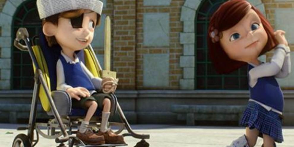 Ταινία για παιδιά με αναπηρία – Σχοινιά