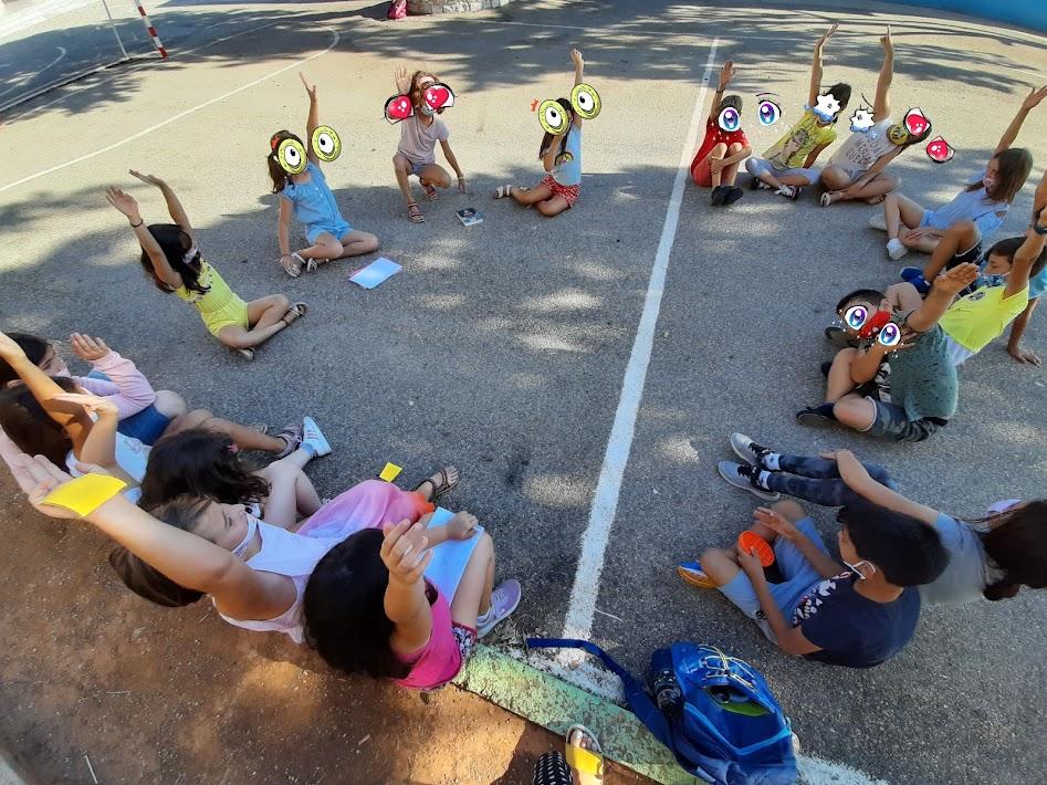 Η παιδαγωγική Φρενέ στην τάξη μας